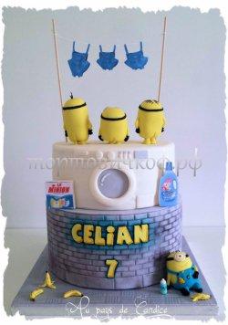 Детский торт #106