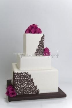 """Свадебный торт на заказ СПб - """"Изыск"""""""