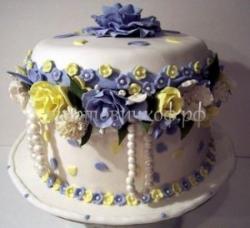 Торт на день рождения - Шкатулка