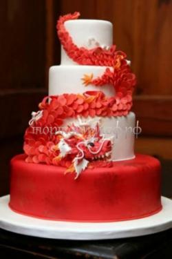 Торт на заказ - Красна коса