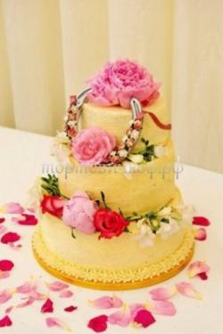 Торт на заказ для сестры - Елена