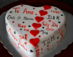 "Торт ""Kiss me"""