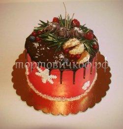 Фруктовые торты #1