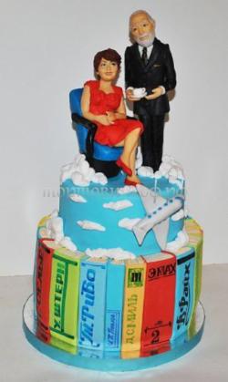 Торт для начальницы - Босс