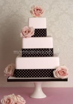 """Свадебный торт """"Жижи"""""""