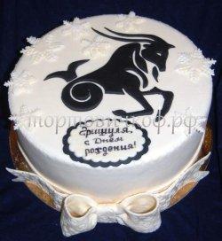 Прикольные торты на день рождения # 3