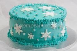 """Торт """"Новый год №1"""""""