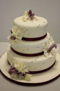 Торт свадебный на заказ - # 240