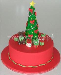 """Торт """"Новый год №3"""""""