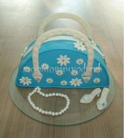 Торт женский - Сумка Анюта