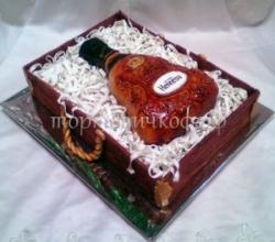 Торт для начальника - Hennessy