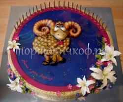 Прикольные торты на день рождения # 4