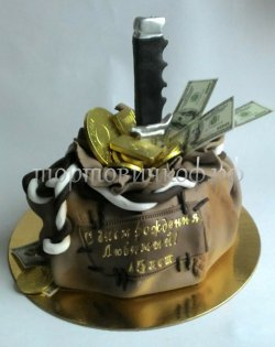 Торт для корпоратива #12