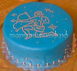 Прикольные торты на день рождения # 5