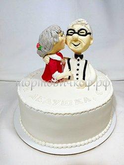 Необычные торты #9
