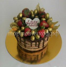 Фруктовые торты #10