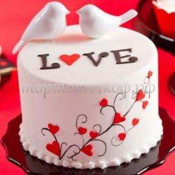 Свадебный торт #19