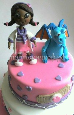 Детский торт #111