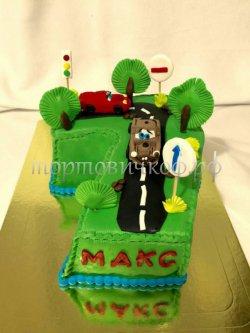 Детский торт #114