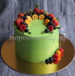 Фруктовые торты #18