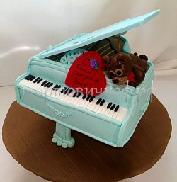 Детский торт #128