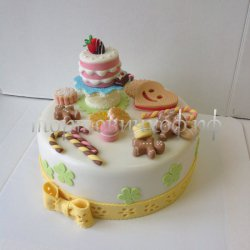 Детский торт #150