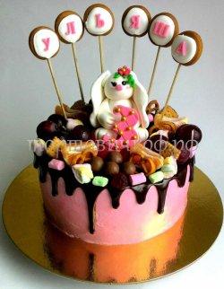 Детский торт #163