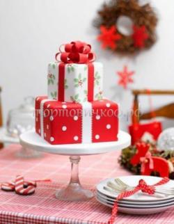 Свадебный торт на заказ в СПб - Подарки