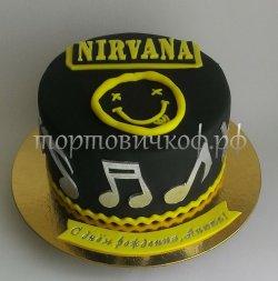 Детский торт #155