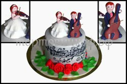 Свадебный торт #39
