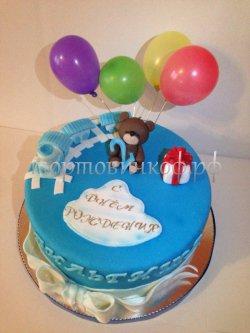 Детский торт #188