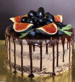 Торт на заказ на день рождения - Шокодар