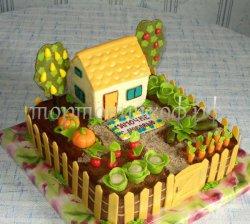 Торт для мамы #1