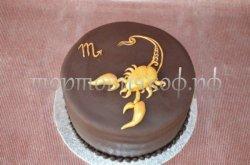 Прикольные торты на день рождения # 22