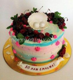 Необычные торты #21