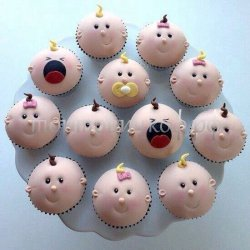 Капкейки и мини пирожные #33