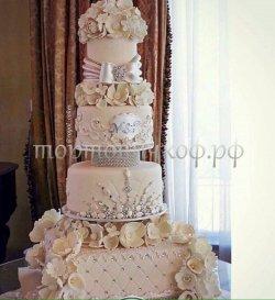 Свадебный торт #70