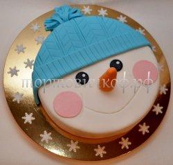 Торт на новый год #1