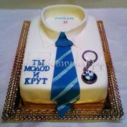 Заказать торт на день рождения - Рубаха