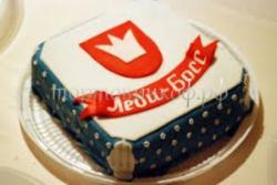 Торт - Подарок начальнице