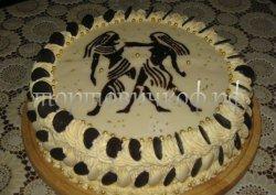 Прикольные торты на день рождения # 1
