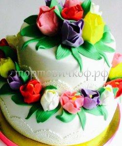 Свадебный торт #20