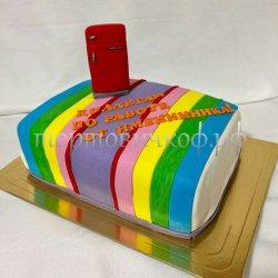 Торт для корпоратива #22