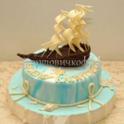 Торт для мужа - Мореход