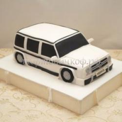 Торт для мужа - Джип