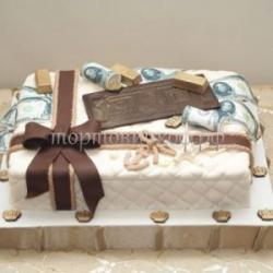 Торт для мужа - Бабло