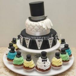 Торт для мужа - Джентлемен