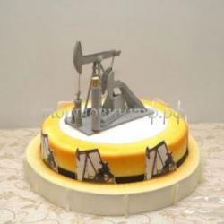 Торт для мужа - Нефтяник