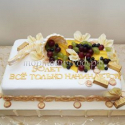 Торт для мужа - Благодать