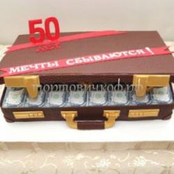 Заказать торт на Юбилей 50 лет